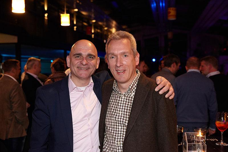 Die Geschäftsführer Nicolas Zorn und Michael Brandt