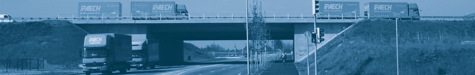 Ute Paech GmbH & Co. KG - Flytting i by- eller nærområde