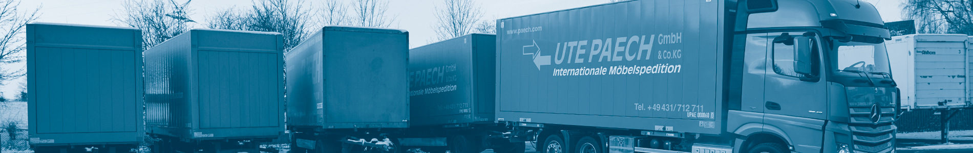Ute Paech GmbH & Co. KG - Company relocation