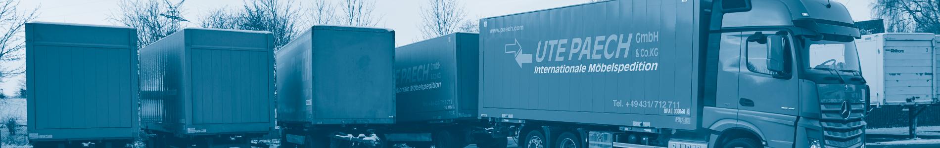 Ute Paech GmbH & Co. KG - Firmenumzug
