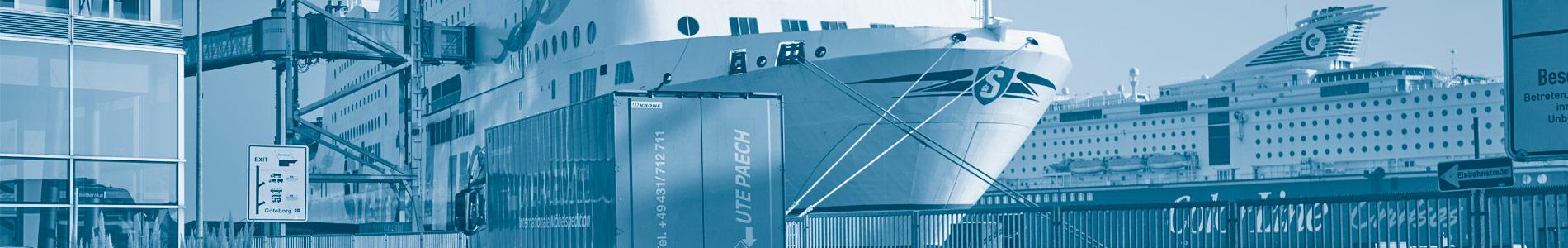 Ute Paech GmbH & Co. KG - Stadtumzug - von Kiel nach Kiel