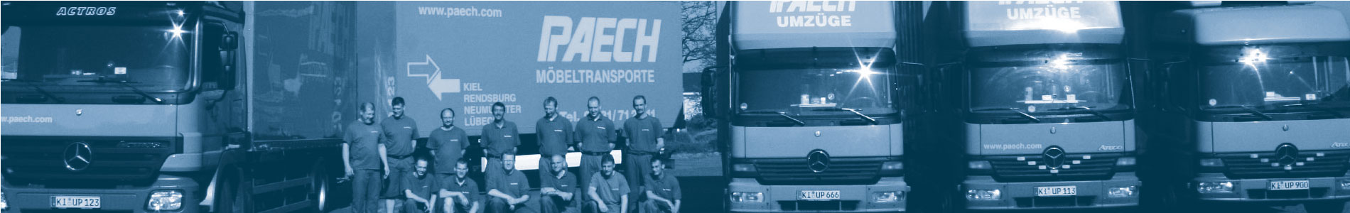 Ute Paech GmbH & Co. KG - A strong team...