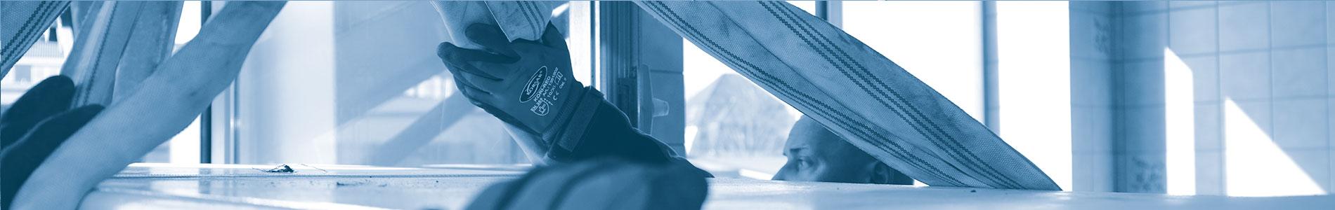 Ute Paech GmbH & Co. KG - Leistungen rund um Ihren Umzug und Transport