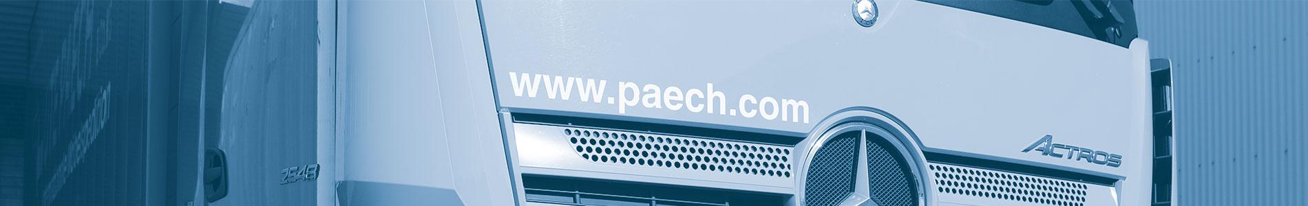Ute Paech GmbH & Co. KG - Allgemeine Geschäftsbedingungen