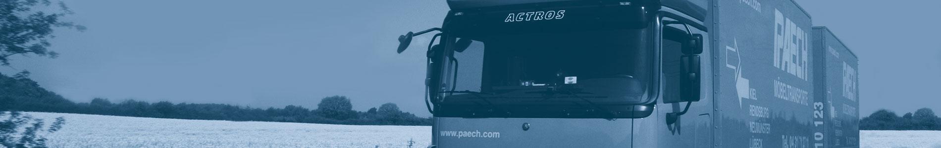 Ute Paech GmbH & Co. KG - Umzug Privat